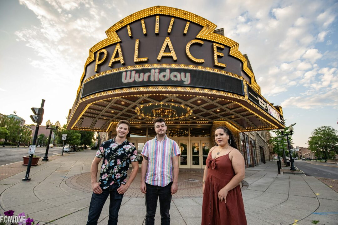 The Palace Theatre, City of Albany and Mirth Films present The Palace Sessions
