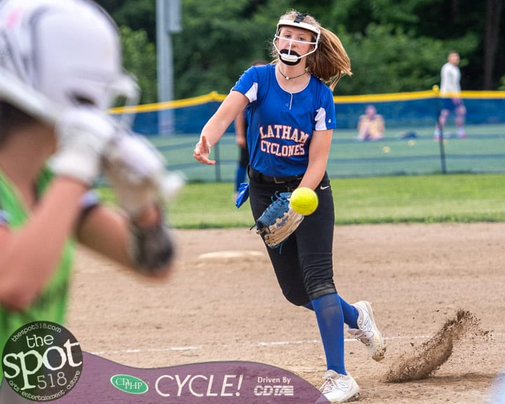 SPOTTED: Latham Cyclones defeat the Stillwater Renegades 9-4
