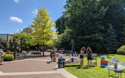 BETHLEHEM LIBRARY: Books out and about