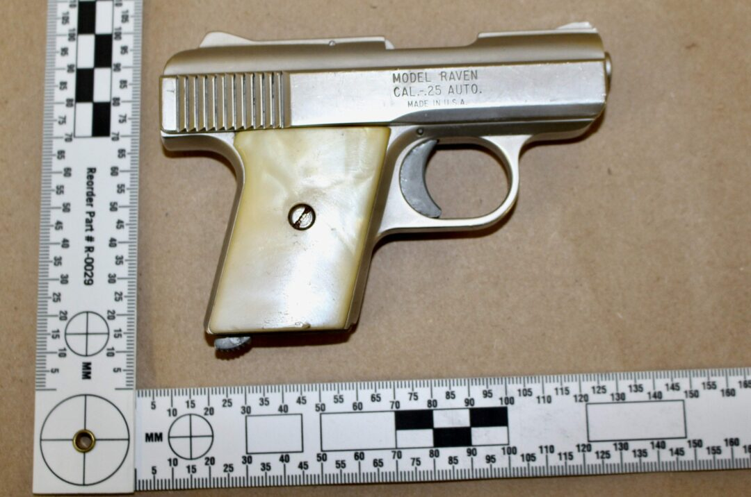 After traffic stop, Colonie police confiscate 15th illegal firearm of 2020