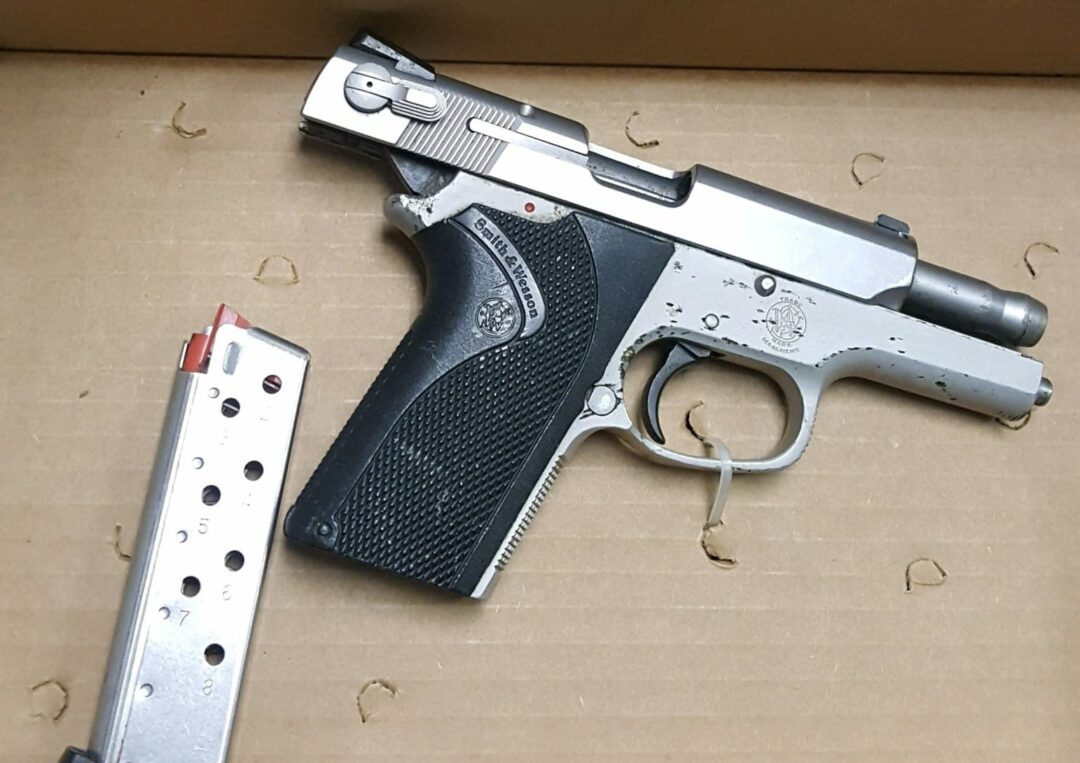 After traffic stop, Colonie police recover 14th illegal handgun of 2020