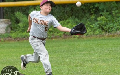 SPOTTED: Colonie 10U rallies, but falls short against BSpa