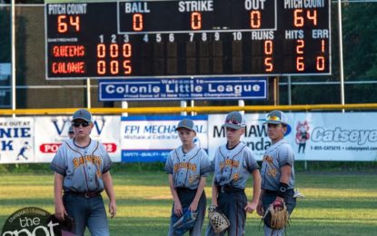 SPOTTED: Colonie 11U travel team gets by Queensbury 7-0
