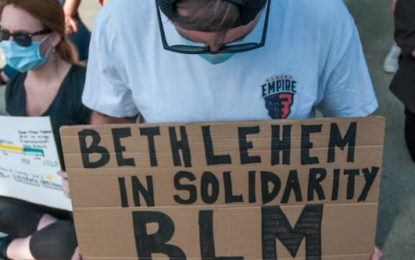 Black lives matter in Bethlehem