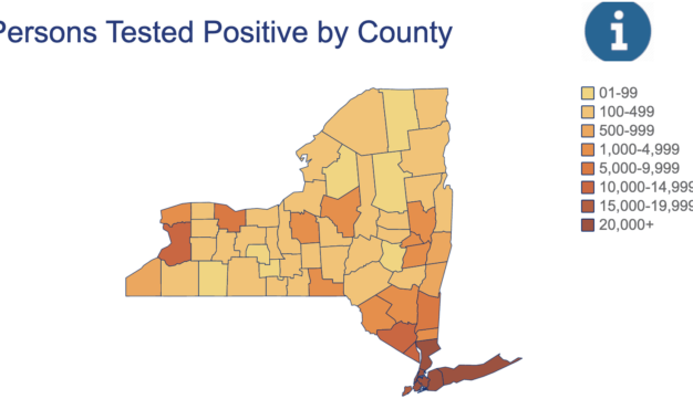 16 new COVID cases in Albany County, a dozen associated with UAlbany