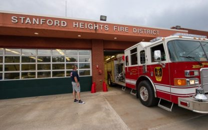 Stanford Heights looks to build a new fire house on Central Avenue
