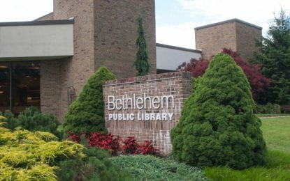 BETHLEHEM LIBRARY: A great Friend